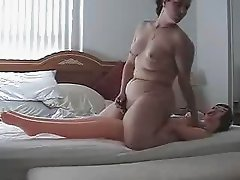 Masturbation -  woman with lovedoll