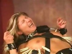 Beads and Pussy Clamps