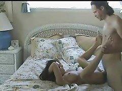 Nasty Slut Nancy Caught Cheating on Her Husband