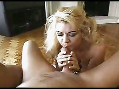 MILF Blowjob & Cumshot-1