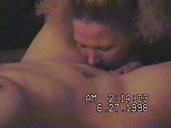 Homemade movie - real lesbians