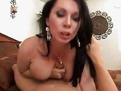 Meat loving MILF Rayveness spreads her neatly trimmed snatch for a slamming