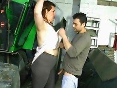 Fun with the handyman!