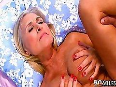 Mature Slut Gets Anal Fucked By Big Black Cock - Interracial Porn Vid