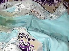 Unterhose  bespritzt