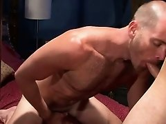 Tristan Phoenix and Cole Streets suck each others cocks