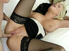 Top milf needs this young fucker as deep as possible