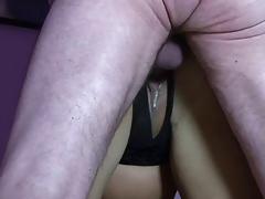close up dripping snatch