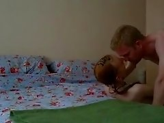 Amateur Skinny Ginger Couple Fucking