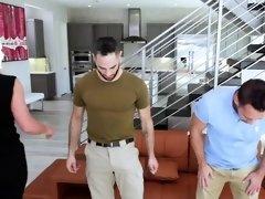 Blonde teen cab xxx Army Boy Meets Busty Stepmom