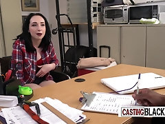 Big fat Black casting agents cock is famous now