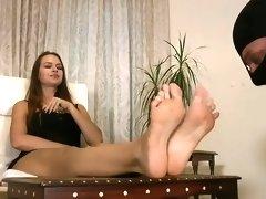lady iveta footworship instructions