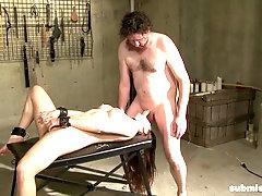 Kinky BDSM porn lust for Madeline Blue