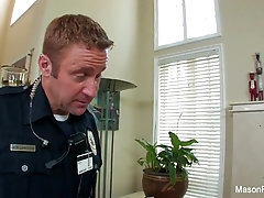Bad girl mason moore gets fucked by a policeman