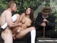 RealityKings - Teenagers Enjoy Thick Lollipops - Abella Danger Bill Ba