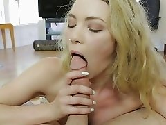 Skinny stepsis drilled by naughty dude