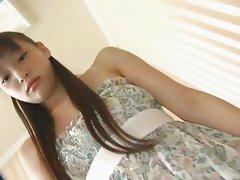 Asian Solo Girl Nami Kimura Masturbating
