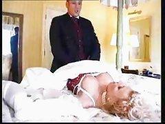 Big tit bride anal fuck
