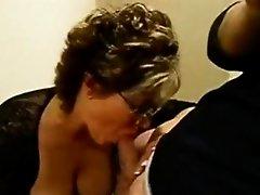Blonde amateur milf does anal on pov camera 05