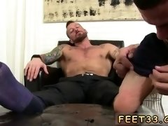 Gay twink feet and toes xxx Some studs were born to be worsh
