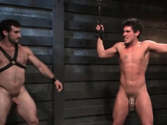Sub Jett Jax gets whipped and jerked
