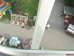 Fucking in the ferris wheel/Tera Joy