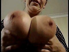 Andrea D - boobs