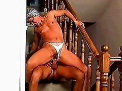 Slutty granny ass Dicked