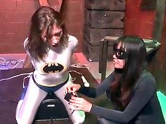 batgirl captured and punished