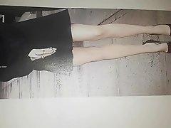 CFJ - sexy feet tribute: Emma Stone 1