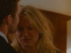 Cameron Diaz and Justin Timberlake sex scene