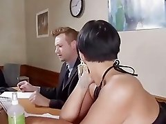 Corporate Office Gangbang Fuck Fest