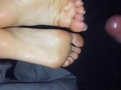 Tribute Lucy's perfect little soles