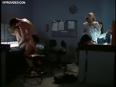 Group Sex In The Intelligence Office With Kira Reed, Sheila Vale & Tammi Ann