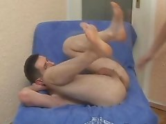 Sexy Gay Men Hardcore Anal Fucking And Creamy Cum Load Inside
