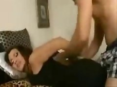 Son takes not his sexy beautiful mom in the ass