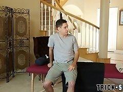 Secretly filmed masseuse