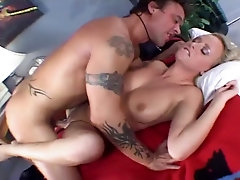 Sensual and steamy cock riding session with voracious Vanessa Michaels
