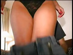 AMAZING BRUNETTE FUCK troia bello duro per bene in fondo al culo e spacca tutto
