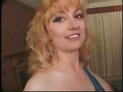 Plump Milf Mature Woman discover what is real Sex DudeNWK