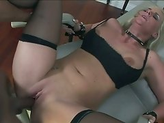 Lewd porn slut Phoenix screwed deep in her ass hole
