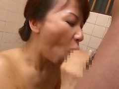 Hot Shower Sex With The Asian Hottie Reiko Makihara