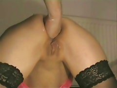 Watch my wife anal fisted very hard.