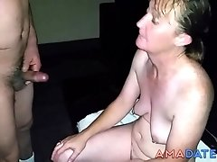 This slut wanted to blowjob her partner everyday.