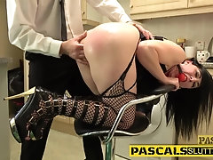 Kinky whore gets fucked